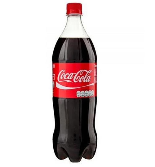 Pet Şişe Coca Cola 1LT