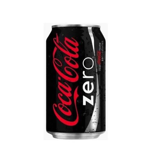 Coca Cola Zero 330 ml.